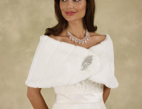 Tips for Your Winter Wonderland Wedding Dress