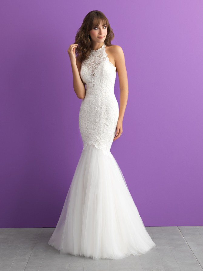 Allure Wedding Dresses.Look To Allure Bridals For Wedding Romance