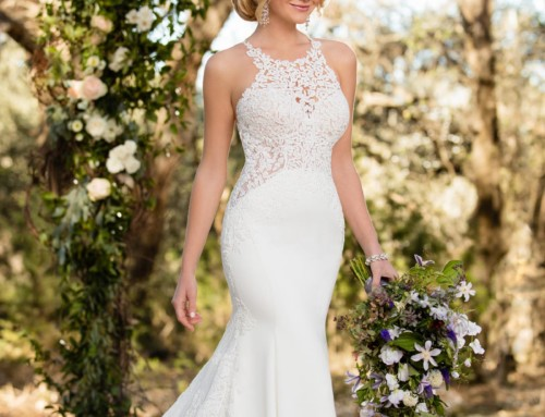 Celebrating Luxurious Lace at NYB&G of Raleigh
