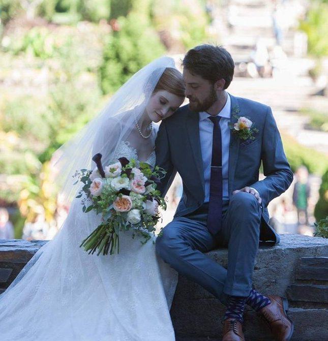 Real Weddings News: New York Bride & Groom Of Raleigh