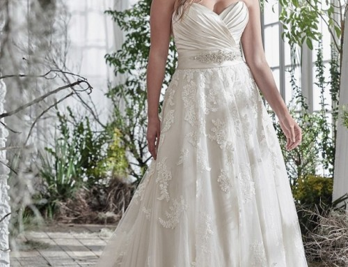 Discover Maggie Sottero's Magical Curve Collection at NYB&G Raleigh