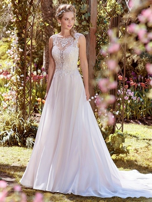 8cfa69581f9 NYB G Raleigh  2018 Dress Trends To Incorporate Into Your Wedding Day