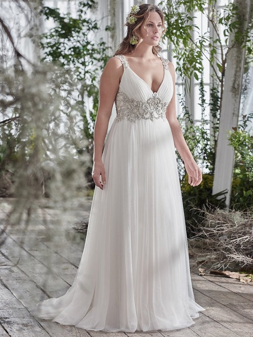 Stunning Plus Size Wedding Gowns At New York Bride Groom Raleigh