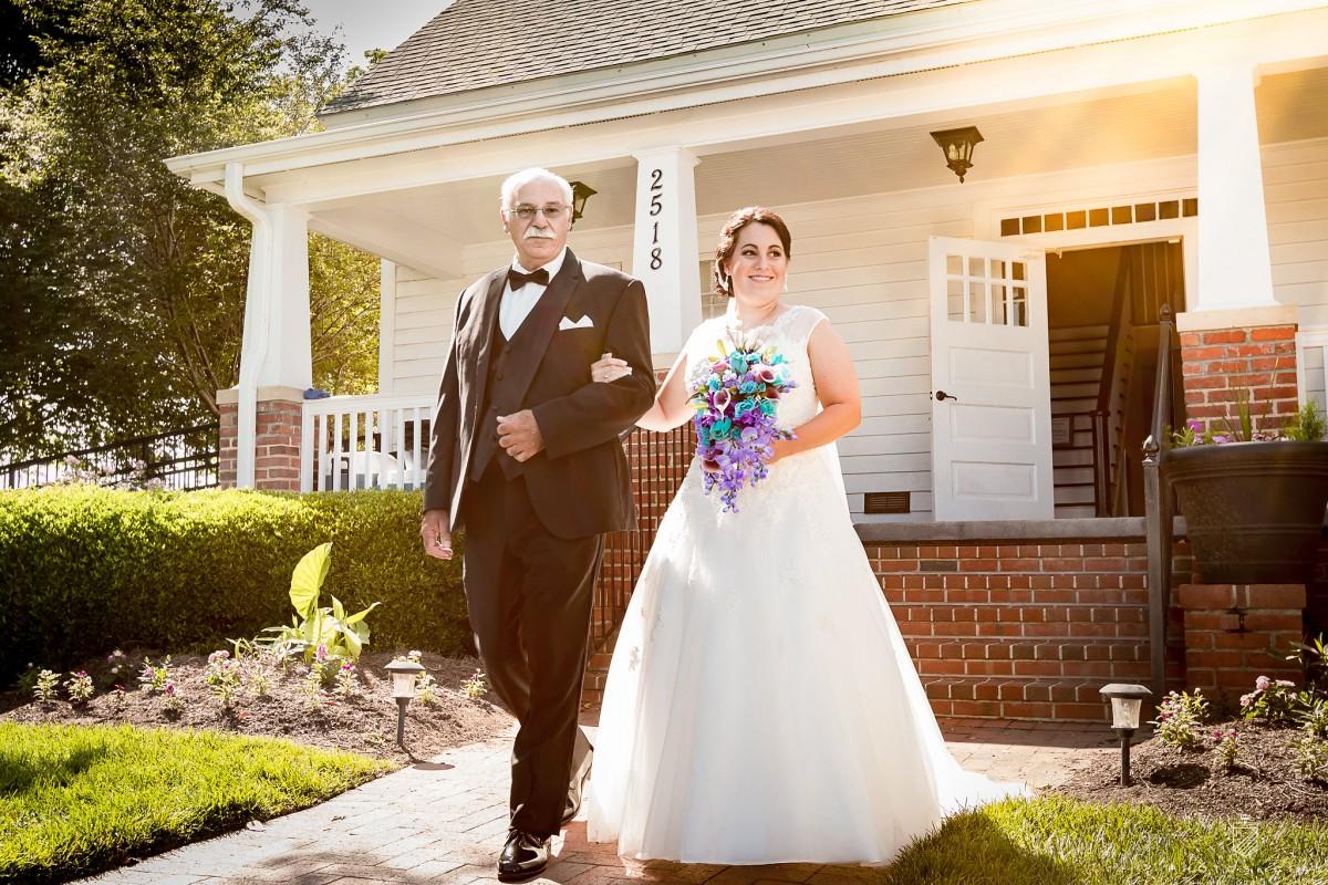 new york bride groom raleigh nc wedding dress