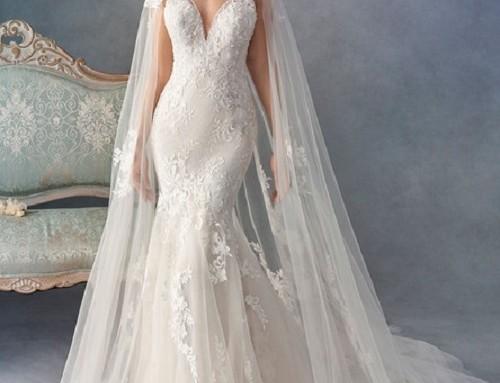 Mermaid Wedding Dresses Capture The Imagination