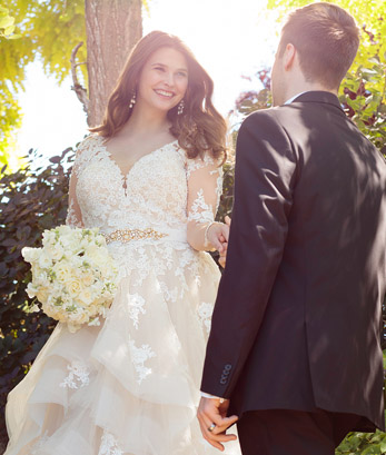 PLUS SIZE wedding dresses raleigh nc