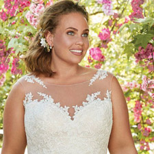 plus size wedding dresses bridal gowns bridal salon chapel hill