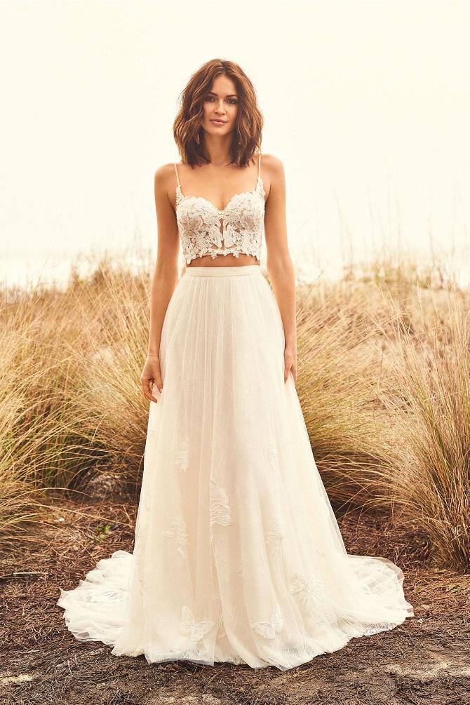new york bride raleigh lillian west wedding dress