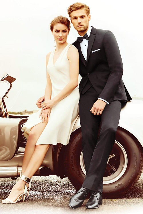New-York-Bride-Groom-Raleigh-wedding-tuxedo-black-michael-kors-berkeley-991