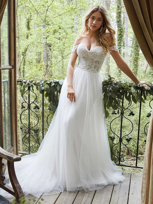 New-York-Bride-Groom-Raleigh-NC-off-the-shoulder-A-line-Rebecca-Ingram-Nia-wedding-dress-16211