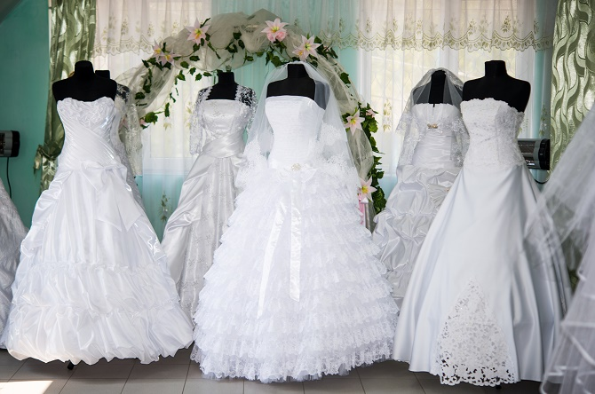 Tips To Help You Find Your Perfect Wedding Dress