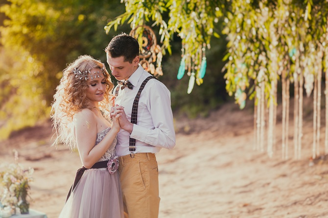 NY Bride & Groom of Raleigh