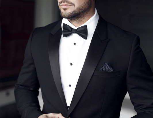 TUXEDOS 101: HERE'S WHAT YOU OUGHT TO KNOW
